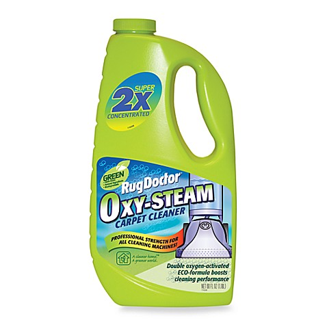 Rug Doctor® Green Formula Oxy Steam Carpet Cleaner