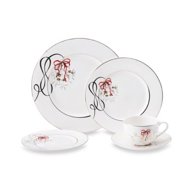Mikasa® Love Story Holiday 5-Piece Dinnerware Set