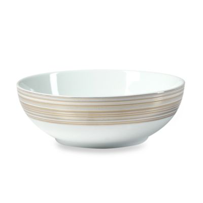 Mikasa® Microstripe 9-Inch Vegetable Bowl