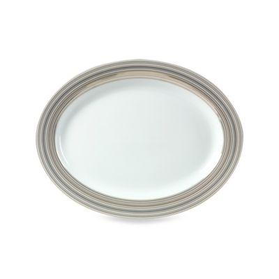 Mikasa® Microstripe 16-Inch Platter
