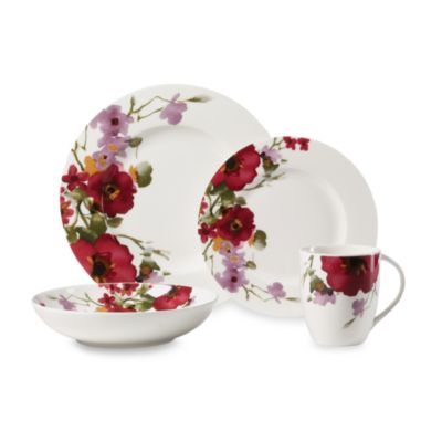 Mikasa® Garden Palette Bouquet 4-Piece Place Setting