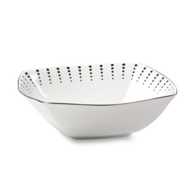 Mikasa® Cheers Square 9-Inch Vegetable Bowl