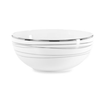 Mikasa® Silver Spheres 9-Inch Vegetable Bowl