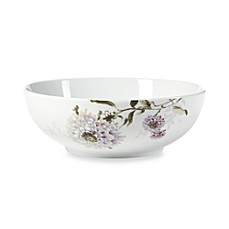 Mikasa® Silk Floral Lavender 9-Inch Vegetable Bowl