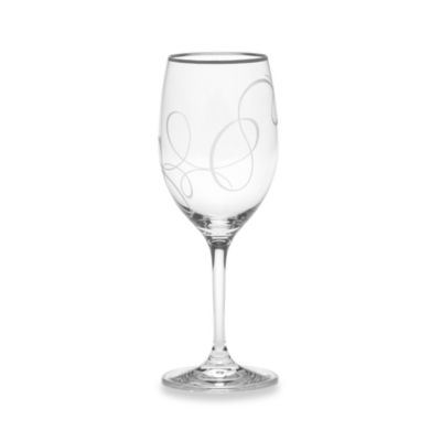 Mikasa® Love Story Platinum 11 3/4 Oz. Wine Glass