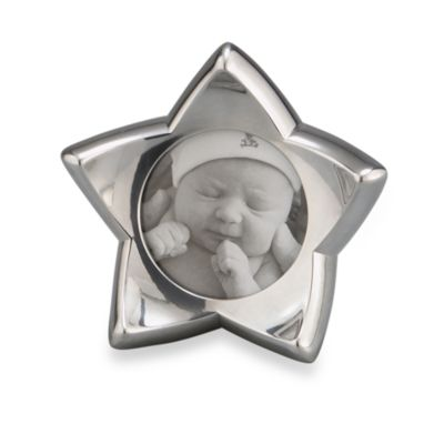 Nambe Baby Wish Photo Frame