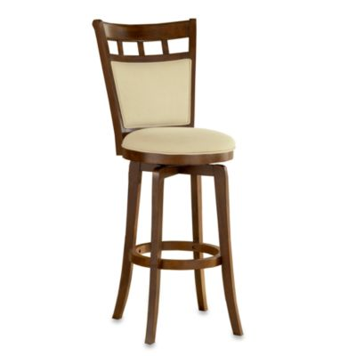 Jefferson 24-Inch Swivel Counter Stool