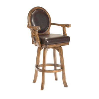 Hillsdale Warrington 30-Inch Swivel Stool