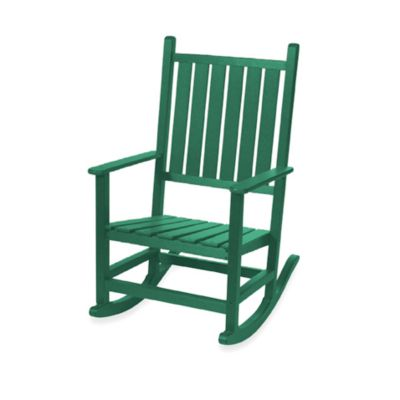 Beachfront Furniture Collection High Tide Rocking Chair
