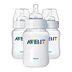 Avent Classic Natural Feeding 3-Pack 9-Ounce Bottle