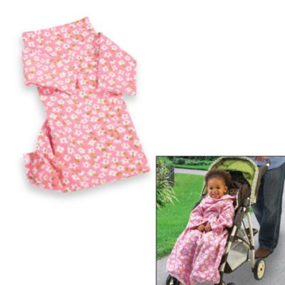 Summer Infant® ComfortMe™ Blanket in Flowers