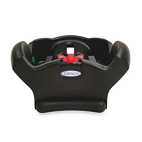 graco snugride 30 35 infant car seat base black bed bath beyond. Black Bedroom Furniture Sets. Home Design Ideas