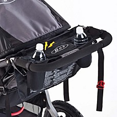 BOB Single Stroller Handlebar Console in Black