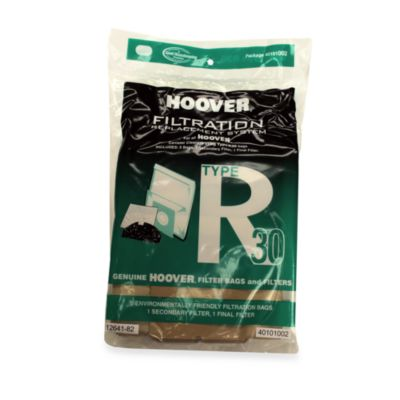 Hoover® 5-Pack Type R30 Bag and Filter Pack