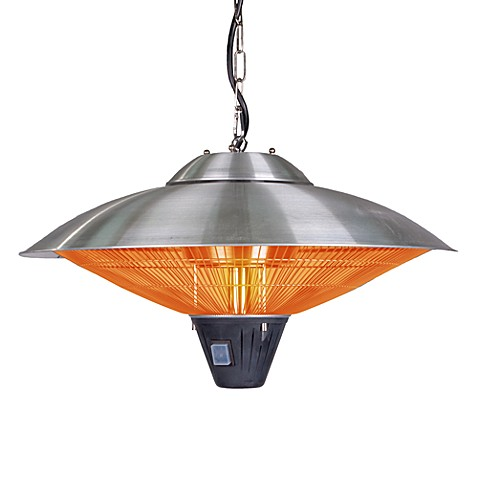 Well Traveled Living Hanging Halogen Patio Heater