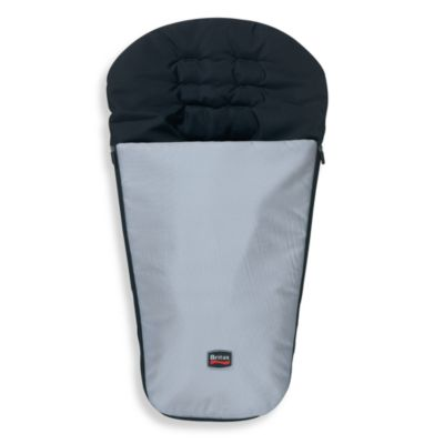 Britax B-Ready Boot Cover in Silver