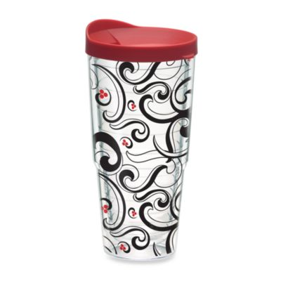 Tervis® Berry Swirl 24 oz. Wrap Tumbler with Lid