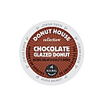 K-Cup® 18-Count Donut House® Collection Chocolate Glazed Donut Coffee for Keurig®