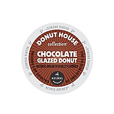 Keurig® K-Cup® Pack 18-Count Donut House Collection® Chocolate Glazed Donut Coffee