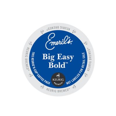K-Cup® 18-Count Emeril's Big Easy Bold Coffee for Keurig® Brewers