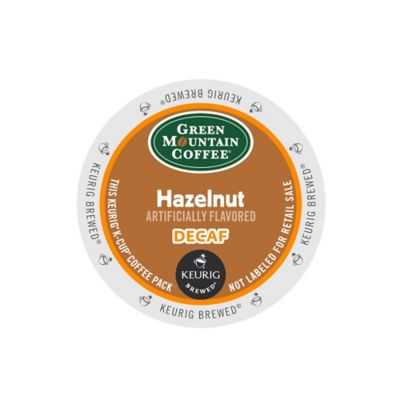K-Cup® 18-Count Green Mountain Coffee® Hazelnut Decaf Coffee for Keurig® Brewers