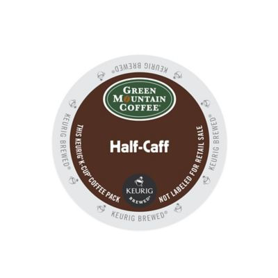 K-Cup® Green Mountain 18-Count Half-Caff for Keurig® Brewers