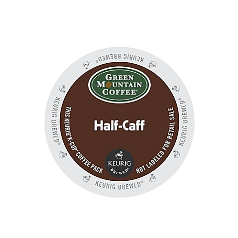 Keurig® K-Cup® Pack 18-Count Green Mountain Coffee® Half-Caff