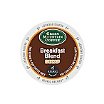 K-Cup® Green Mountain 18-Count Breakfast Blend Decaf Coffee for Keurig® Brewers