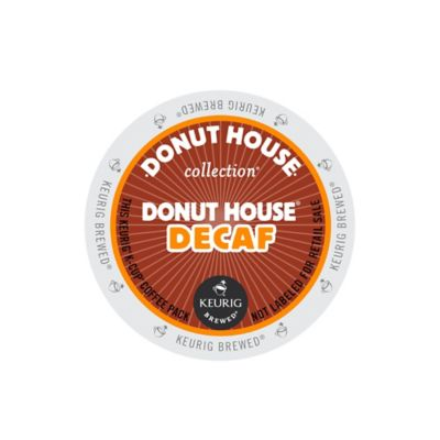 Keurig® K-Cup® Pack 18-Count Donut House Collection® Decaf Coffee