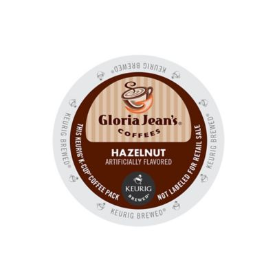 K-Cup® 18-Count Gloria Jean's Hazelnut Coffee for Keurig® Brewers