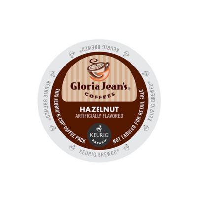 Keurig® K-Cup® Pack 18-Count Gloria Jean's® Hazelnut Coffee