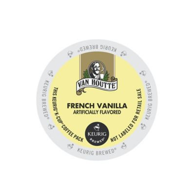 K-Cup® 18-Count Van Houtte® French Vanilla Coffee for Keurig® Brewers
