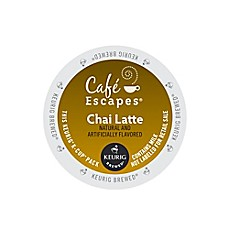 Keurig® K-Cup® Pack 16-Count Cafe Escapes® Chai Latte