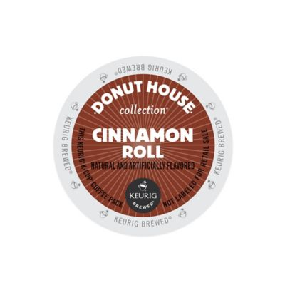 K-Cup® Green Mountain 18-Count Donut House Cinnamon Roll Coffee for Keurig® Brewers