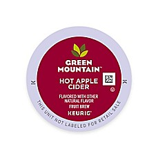 Keurig® K-Cups® Pack 16-Count Green Mountain Naturals® Hot Apple Cider