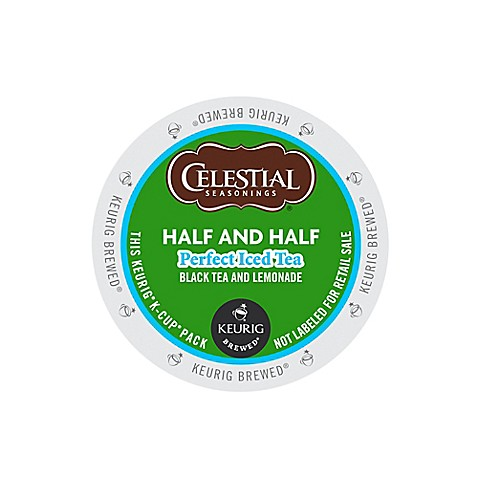 K-Cup® 16-Count Celestial Seasonings® Half Black Tea Half Lemonade for Keurig® Brewers