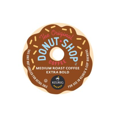 K-Cup® 18-Count Coffee People Donut Shop Coffee for Keurig® Brewers