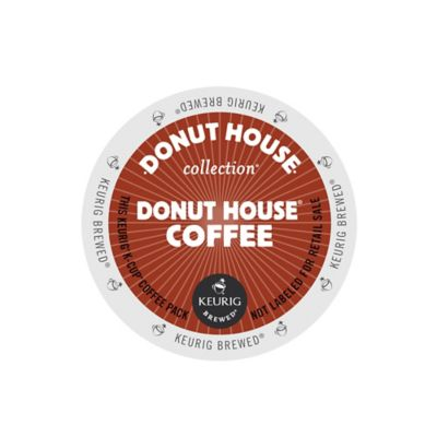 K-Cup® 18-Count Donut House® Donut House Coffee for Keurig® Brewers