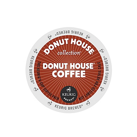 Keurig® K-Cup® Pack 18-Count Donut House Collection® Coffee