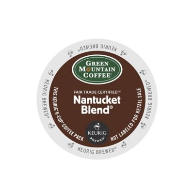 K-Cup® 18-Count Green Mountain Coffee® Nantucket Blend Coffee for Keurig® Brewers