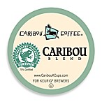 K-Cup® 18-Count Caribou Coffee® Caribou Blend Coffee for Keurig® Brewers