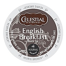 K-Cup® Celestial Seasonings Set of 24 English Breakfast Tea for Keurig® Brewers