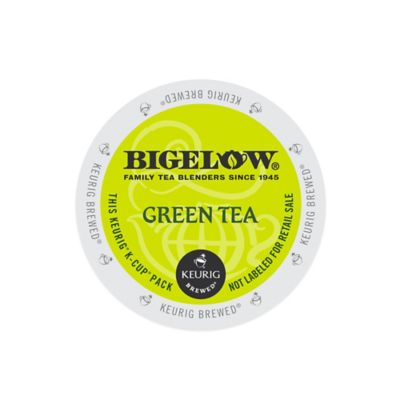 K-Cup® 18-Count Bigelow® Green Tea for Keurig® Brewers