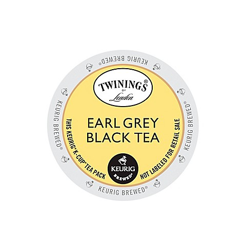 K-Cup® 18-Count Twining's® Earl Grey Tea for Keurig® Brewers