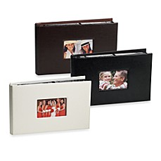 Genuine Bonded Leather Photo Album