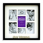 Occasions 7-Opening Wedding Collage Frame