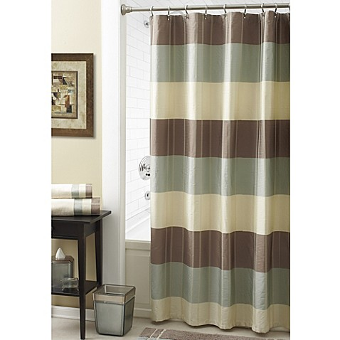 Croscill® Fairfax 72-Inch x 72-Inch Shower Curtain