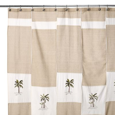 Croscill Fiji 70-Inch W x 72-Inch L Shower Curtain