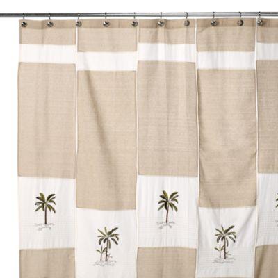Croscill® Fiji Shower Curtain