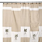 Croscill® Fiji 70-Inch x 72-Inch Shower Curtain